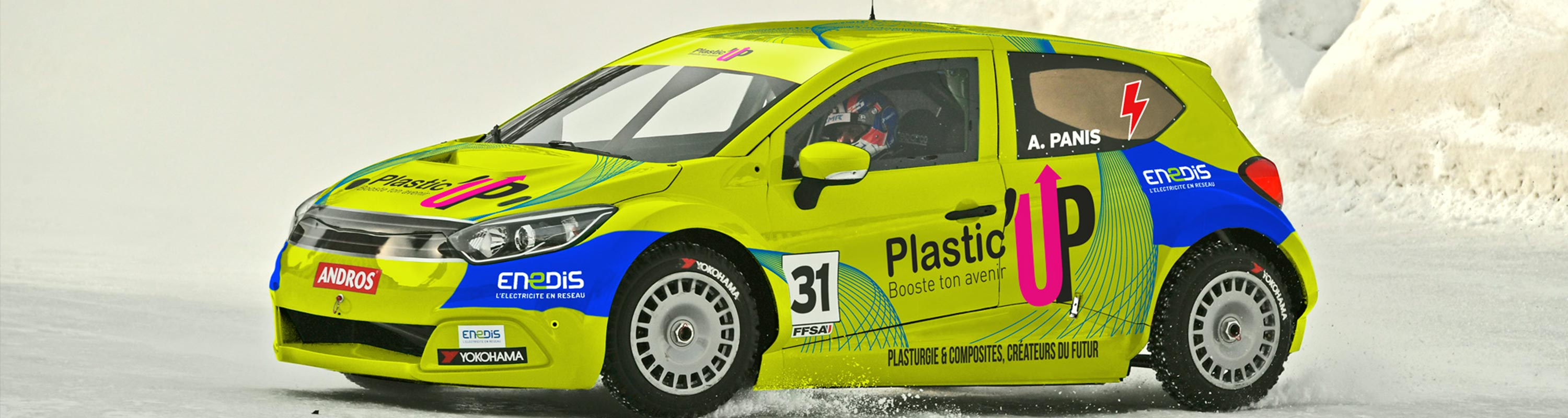 Trophée Andros 2018 : Plastic'Up