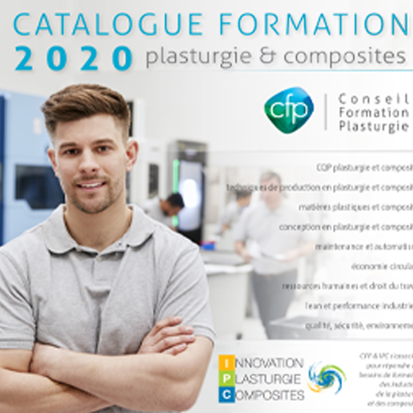 Catalogue Formation Plasturgie et composites 2020