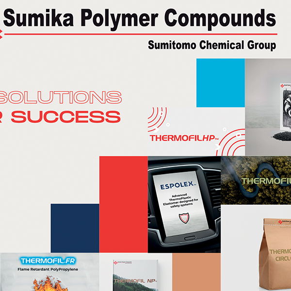 Sumika Polymer Compounds EU s'implante en Pologne